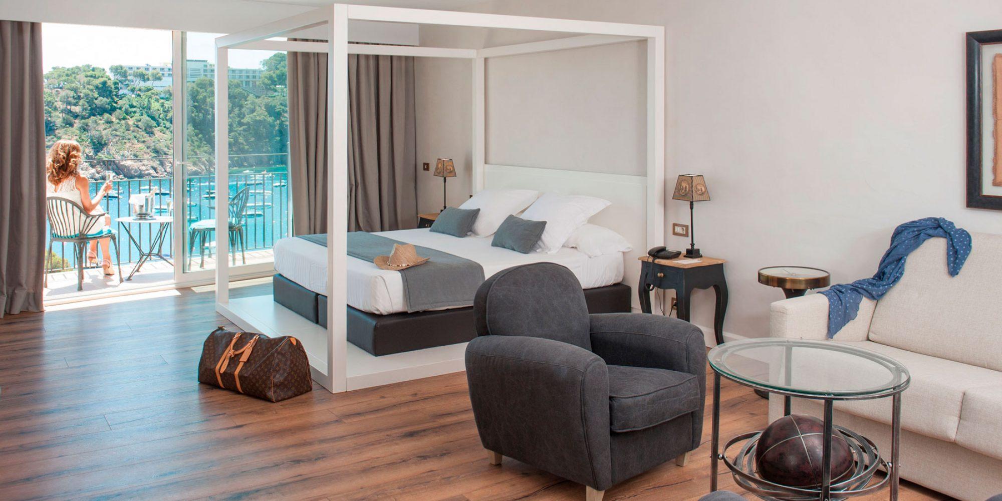 Habitación hotel aiguablava